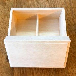画像2: うすはりsakeぐらす・桜切子2個セット(木箱入り)