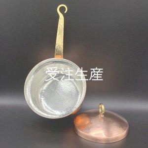 画像2: ひとり一合炊き片手炊飯鍋(伊藤祐嗣作)